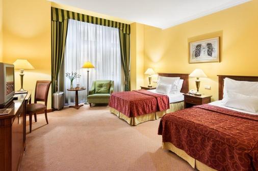 Art Nouveau Palace Hotel - Prague - Bedroom