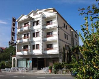 Hotel Rosalia de Castro - Poio - Gebouw