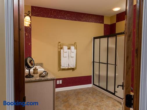Goldmoor Inn - Galena - Bathroom