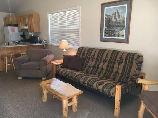 Mountain Landing Suites & Rv Park - Pagosa Springs - Living room