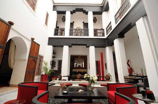 Dar Asam - Marrakesh - Lobby