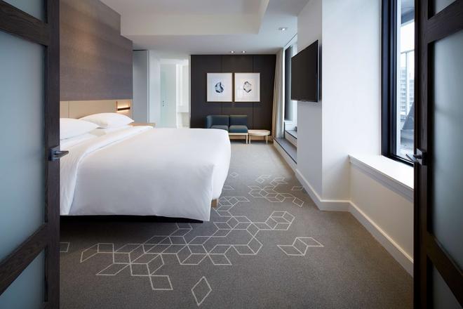 渥太華拜沃德市場安達仕酒店 - 渥太華 - 臥室