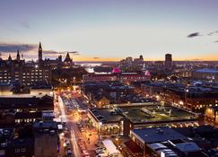 Andaz Ottawa Byward Market - A Concept By Hyatt - Ottawa - Utsikt