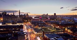 Andaz Ottawa Byward Market - A Concept By Hyatt - Ottawa - Vista del exterior