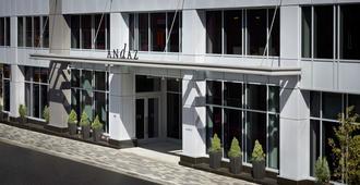 渥太華拜沃德市場安達仕酒店 - 渥太華 - 建築