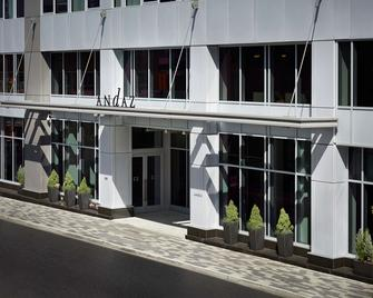 Andaz Ottawa Byward Market - Ottawa - Edificio