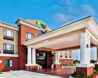 Holiday Inn Express & Suites Ponca City - Ponca City - Building