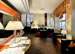 소렐 호텔 메리안 - 바젤 - 로비
