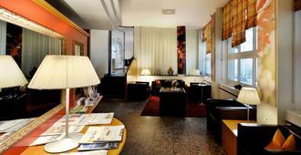 Hotel Merian am Rhein - באזל - לובי