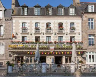Citotel Le Challonge - Dinan - Building