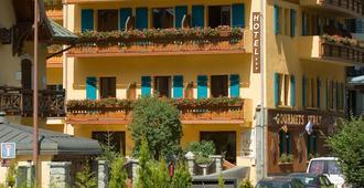Chalet Hotel Les Gourmets - Σαμονί - Κτίριο