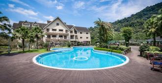 Crystal Resort - Continental Club - Yuchi Township - Piscina