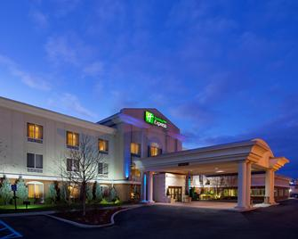 Holiday Inn Express Toledo-Oregon - Oregon - Building