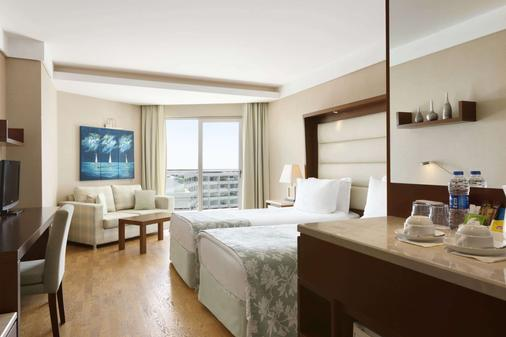 Ramada Plaza by Wyndham Antalya - Antalya - Bedroom