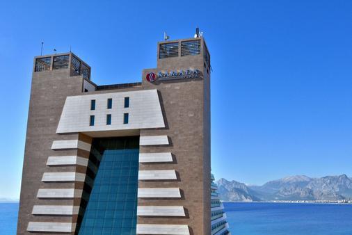 Ramada Plaza by Wyndham Antalya - Antalya - Building