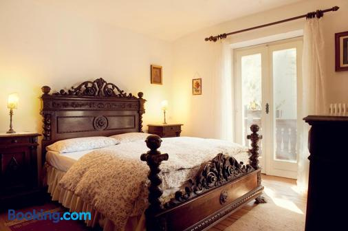 B&B Villa Dolomites Hut - San Vigilio di Marebbe - Κρεβατοκάμαρα