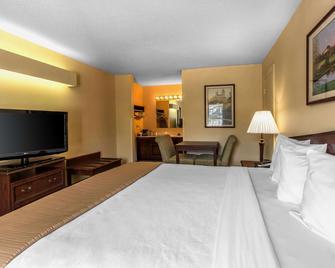 Quality Inn Jesup - Jesup - Bedroom