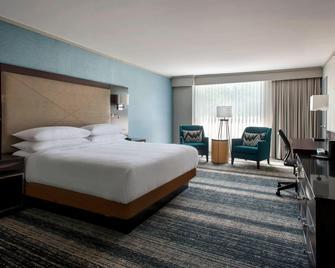 Boston Marriott Burlington - Burlington - Schlafzimmer