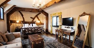 The White Swan Hotel - Stratford-upon-Avon - Bedroom