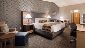 Best Western Plus Las Vegas West - Лас-Вегас - Спальня