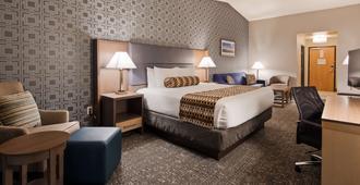 Best Western Plus Las Vegas West - לאס וגאס - חדר שינה