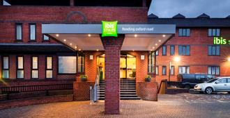 Ibis Styles Reading Oxford Road - Reading - Rakennus