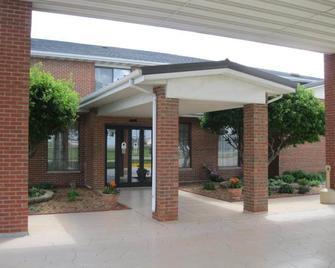 Best Western Pontiac Inn - Pontiac - Gebäude