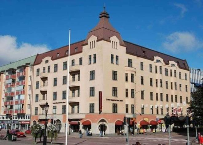 Clarion Collection Hotel Drott - Кaрлcтaд - Здание