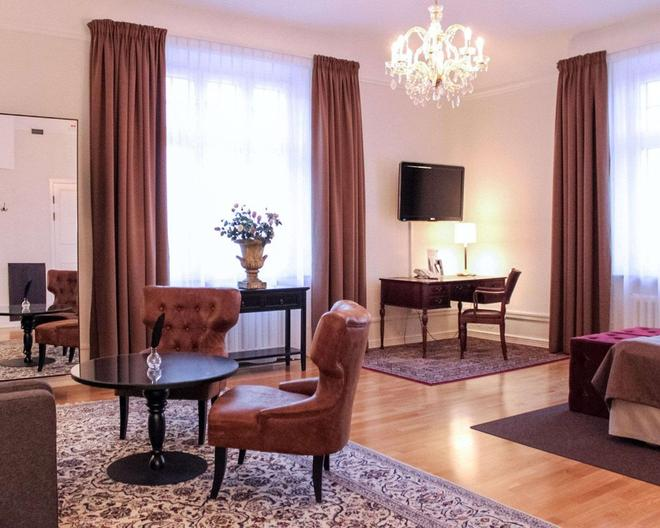Clarion Collection Hotel Drott - Кaрлcтaд - Гостиная