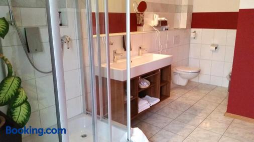 維亞羅馬酒店 - 薩爾斯堡 - 薩爾玆堡 - 浴室