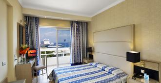 Athineon Hotel - Rodos - Makuuhuone