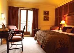 Whitley Hall Hotel - Sheffield - Schlafzimmer