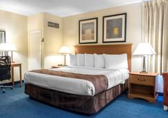 Quality Inn Near University Park - State College - Makuuhuone