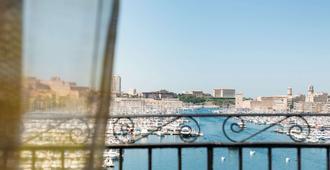 Grand Hôtel Beauvau Marseille Vieux-Port - MGallery - Marseille - Balcony