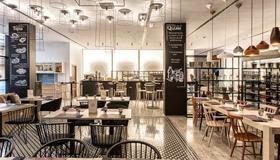 NH Sevilla Plaza de Armas - Sevilla - Restaurante