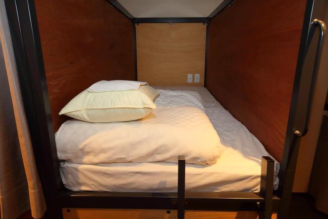 Oak Hostel Nara - Nara - Bedroom