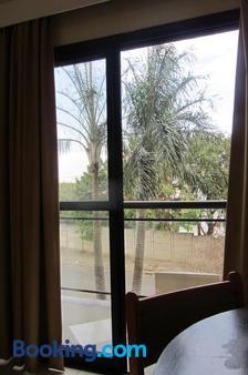 Golden Suite Hotel - Campinas - Balcony