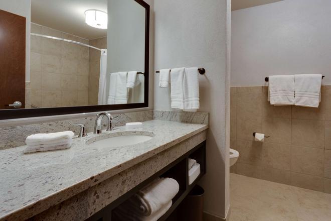 Drury Plaza Hotel Cape Girardeau Conference Center - Cape Girardeau - Baño