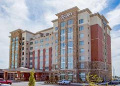 Drury Plaza Hotel Cape Girardeau Conference Center - Cape Girardeau - Building