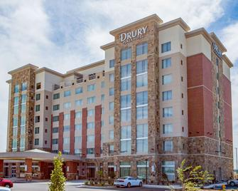 Drury Plaza Hotel Cape Girardeau Conference Center - Cape Girardeau - Gebouw