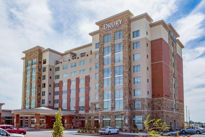 Drury Plaza Hotel Cape Girardeau Conference Center - Cape Girardeau - Edificio