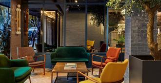 Hotel Indigo Madrid - Princesa - מדריד - טרקלין