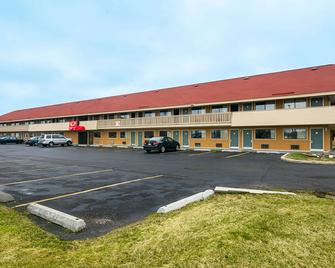 Econo Lodge - South Holland - Building
