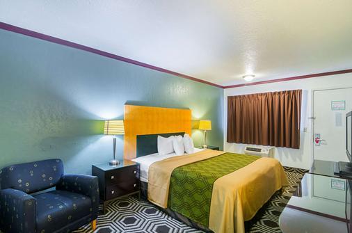 Econo Lodge - South Holland - Bedroom