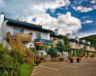 Motel Le Jolibourg - Saint-Sauveur - Gebouw