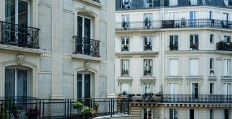 Hôtel Beaurepaire (Paris - République) - Paris - Building