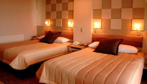 Sudima Hotel Lake Rotorua - Rotorua - Bedroom
