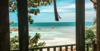 Zama Resort - Ko Pha Ngan - Balkon
