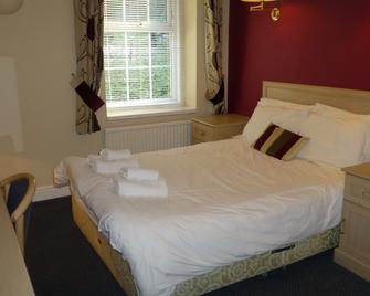 Lyncombe Lodge Hotel - Winscombe - Schlafzimmer