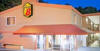 Super 8 by Wyndham Raleigh - Raleigh - Building